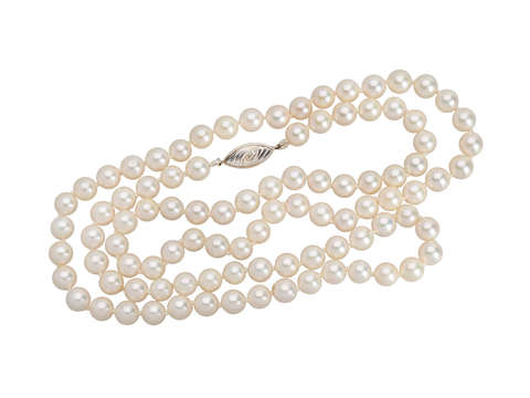 Sea Spray - Akoya Pearl Cultured Pearl Necklace