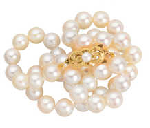 Mikimoto Fine Saltwater Cultured Akoya Pearl Necklace