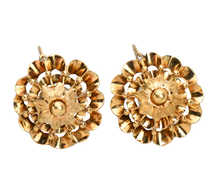 Grand Antique Victorian Gold Earrings