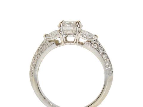 Enchantment - Diamond Engagement Ring