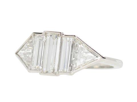 Unstoppable - 2.7 Carat Diamond Engagement Ring
